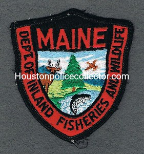 MAINE DEPT OF INLAND FISHERIES AND WILDLIFE USED