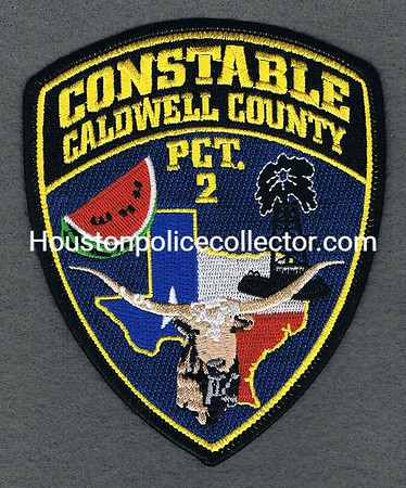CONSTABLE PCT 2 CALDWELL COUNTY