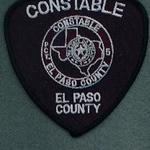 EL PASO COUNTY CONSTABLE PCT 5 BLACK 56