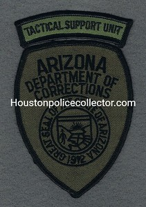 AZ DOC TACTICAL SUPPORT UNIT