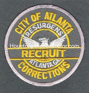 GA ATLANTA CORRECTIONS RECRUIT