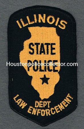 ILLINOIS DEPT OF LAW ENFORCEMENT 1 USED