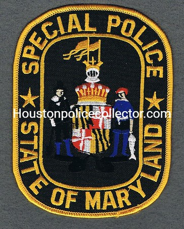 STATE OF MARYLAND SPECIAL POLICE