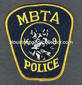 MBTA K9