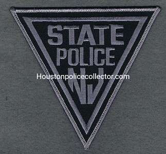 NJ STATE POLICE SUBDUED