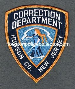 HUDSON COUNTY CORRECTION NJ
