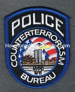 NY NYPD COUNTERTERRORISM BUREAU