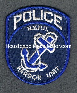 NYPD HARBOR UNIT