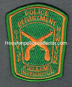 NYPD FIREARMS INSTRUCTOR