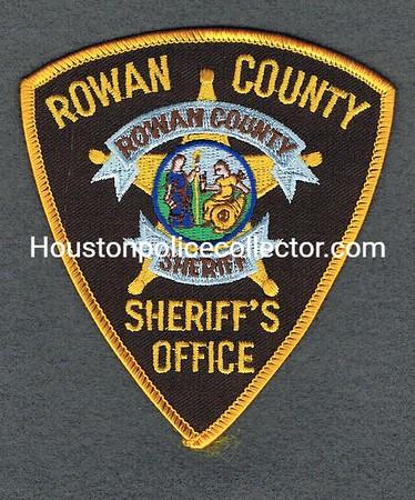 ROWAN COUNTY NC