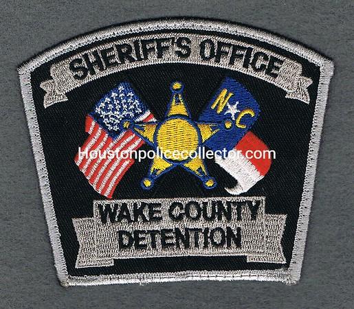 WAKE COUNTY DETENTION