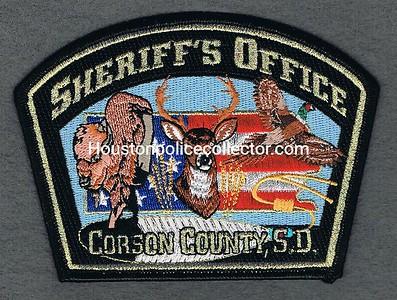 CORSON COUNTY SD