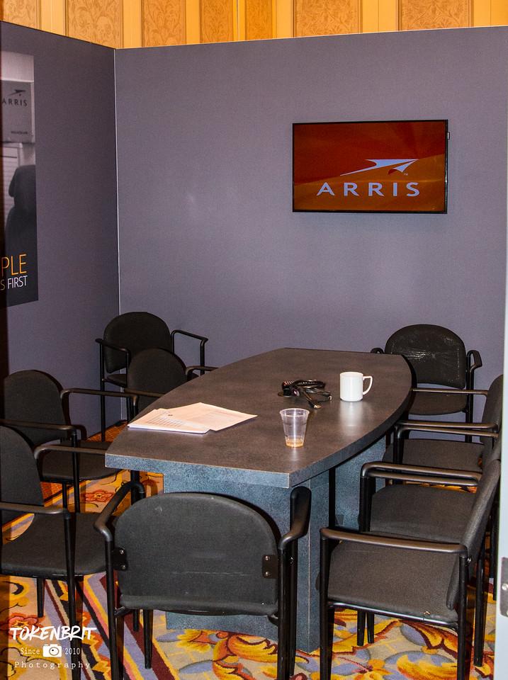 CES '17 ARRIS LR-6334