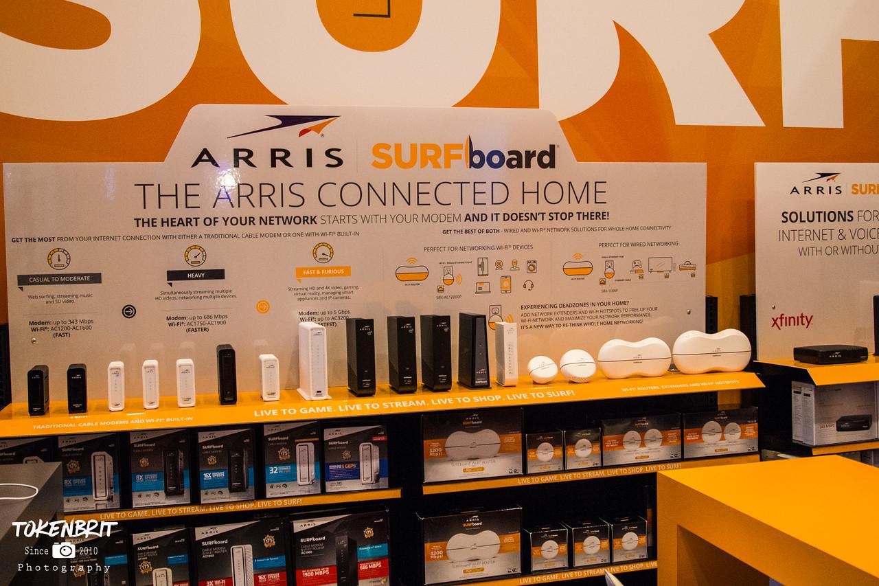 CES '17 ARRIS Retail LR-6326