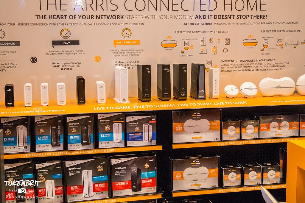 CES '17 ARRIS Retail LR-6325