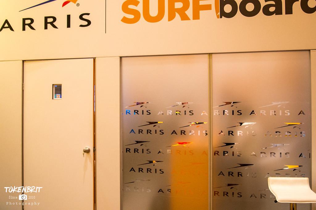 CES '17 ARRIS Retail LR-6295