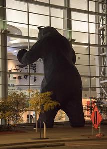Denver Convention Center bear LR-7825