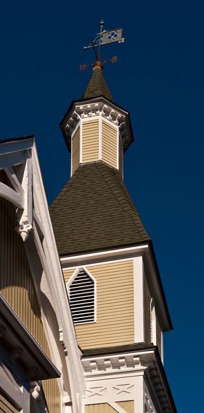 Church, steeple, martha's vineyard, oak bluffs