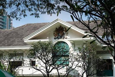 Embassy of the United Kingdom, Bangkok