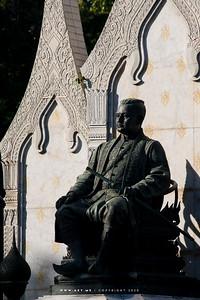 King Rama III Monument, Maha Chetsadabodin Pavilion