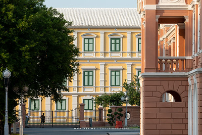 Ministry of Defence & Saranrom Palace