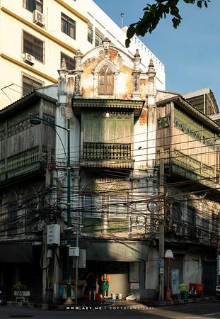 Shophouse, Ratchawong