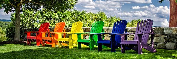Pano Rainbow Chairs