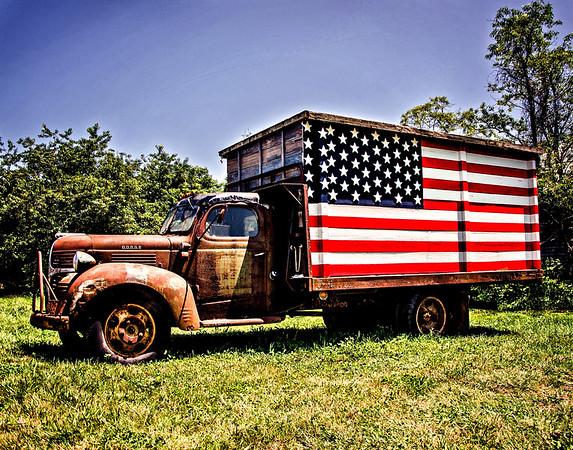 Flag Truck 1-2