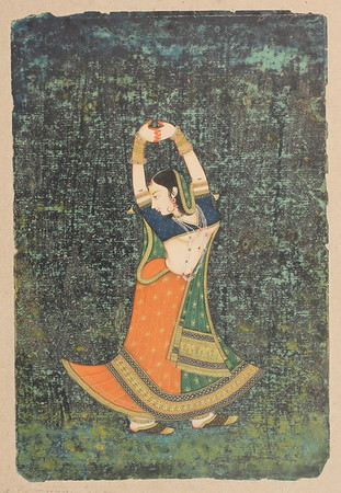 Traditional Indian Miniatures
