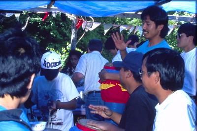 Celebration at the Cambodian Buddhist Temple (Leverett, MA) Buddhism (MA)