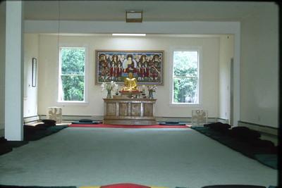 Dharma Room at the Cambridge Zen Center (Cambridge, MA) Buddhism (MA)