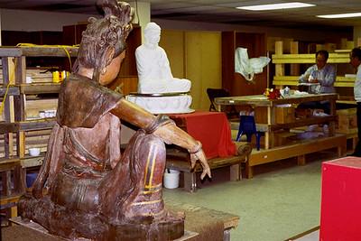 Workshop for Statue Building and Restoration (Kent, NY)