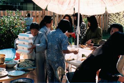 Vietnamese Women Prepare a Community Meal (Olympia, WA)