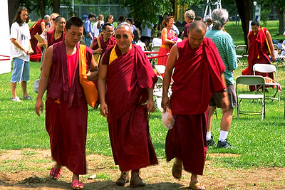 Monks From Tibet Celebrate the 20th Anniversary of the Naropa Institute (Boulder, CO)