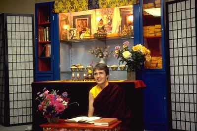 Jan Chozen Bays of Dharma Rain Zen Center (Portland, OR)