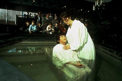 Full Immersion Baptism