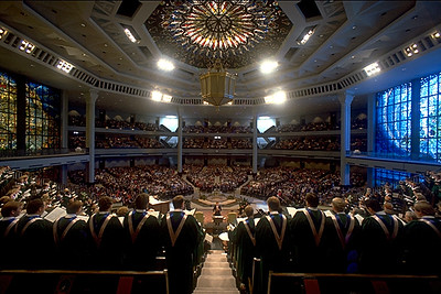 Worship at Second Baptist Church (Houston, TX)