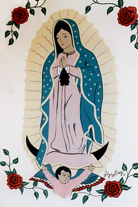 Image of Our Lady of Guadelupe