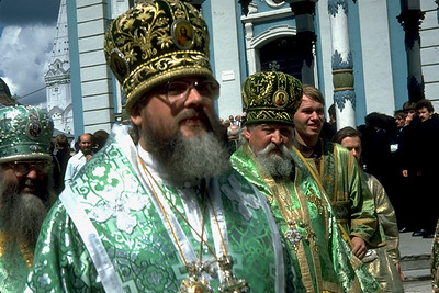 Russian Orthodox Pilgrimage (Zagorsk, Russia)