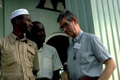 Krister Stendal and Imam (Trinidad)
