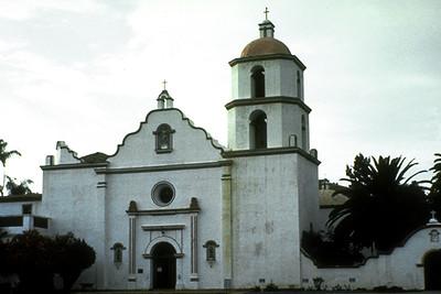 San Luis Rey de Francia (Oceanside, CA)