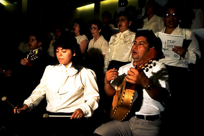 Hispanic American Christian Worship