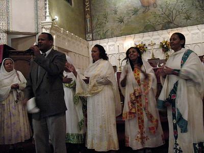 Eritrean Christian Worship (Cambridge, MA)