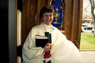 Reverend Margaret Gunness (Ridgewood, NJ)