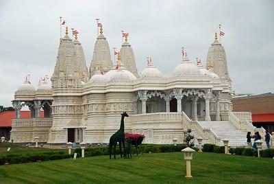 Swami Narayan Temple (Chicago, IL)