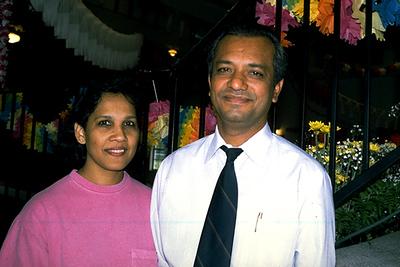 Trinidadian Hindu Couple (Fort Lauderdale, FL)