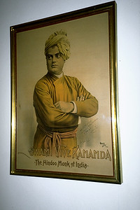 Portrait of Swami Vivekananda (Berkeley, CA)