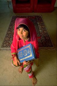 Young Girl Beginning Qur'anic Recitation Lessons (Palm Beach, FL)