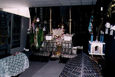 Replica of the Mausoleum of Husayn (Jamaica, NY)