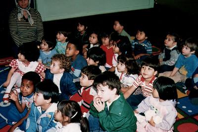 Children at the New Horizons School (Los Angeles, CA)